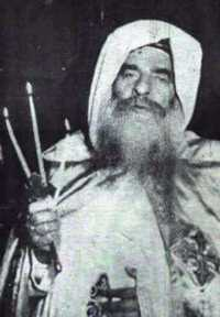H. H. Pope Kyrillos VI, 116th Pope of Alexandria (May 1959 - 9th March 1971)