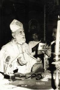 The Late Fr. Constantine Moussa